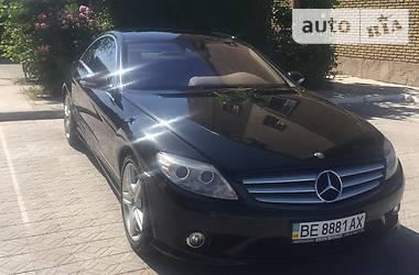 Mercedes-Benz CL 500 2008