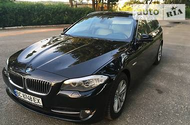 BMW 520 Highline Executive 2012