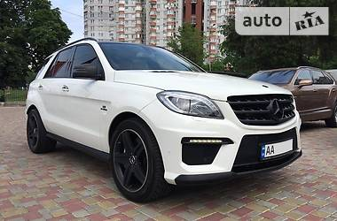 Mercedes-Benz ML 63 AMG bi-turbo 2013