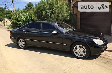 Mercedes-Benz S 500 4 matic long 2004