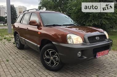 Hyundai Santa FE 2.0 2002