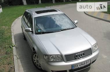 Audi A6 2.5 TDI 163hp 2004
