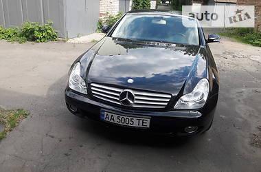 Mercedes-Benz CLS 500 2005