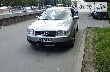 Audi A6 2.5 TDI restaling 2002