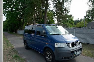 Volkswagen T5 (Transporter) пасс. 2004