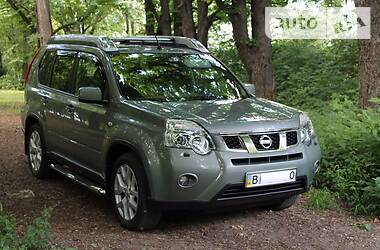 Nissan X-Trail SE 2.0i 2012