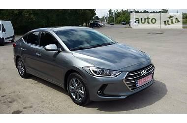 Hyundai Elantra SLE 2016