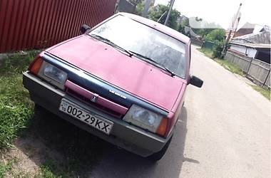 ВАЗ 2108 1990