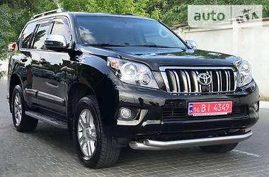 Toyota Land Cruiser Prado Anniversary 2011