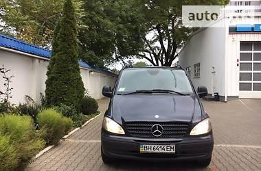 Mercedes-Benz Vito пасс. 2006