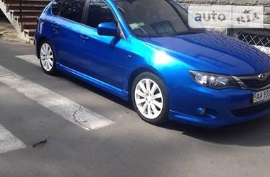 Subaru Impreza RS 2008