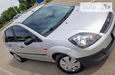 Ford Fiesta Comfort 2007