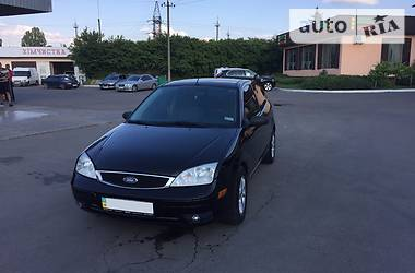 Ford Focus ZX3 USA 2006