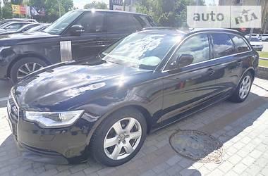 Audi A6 navi 2013