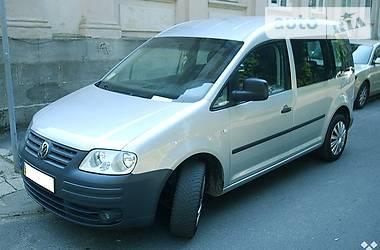 Volkswagen Caddy пасс. 1.9 TDI 2004
