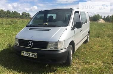 Mercedes-Benz Vito груз. 110 1998