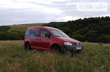 Volkswagen Caddy пасс. 2.0 SDI 2004