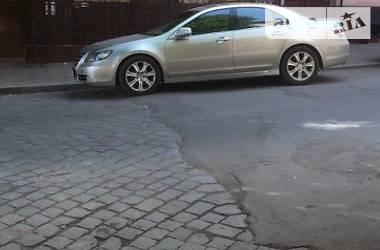 Honda Legend 2009