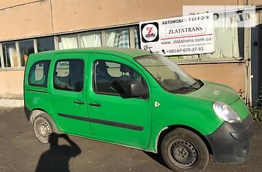 Renault Kangoo пасс. 1.5DCI 2012
