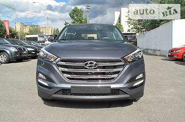 Hyundai Tucson TOP 2017
