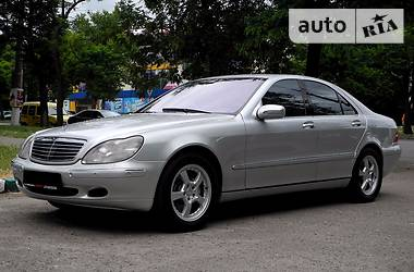 Mercedes-Benz S 400 2002