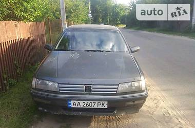 Peugeot 605 1991