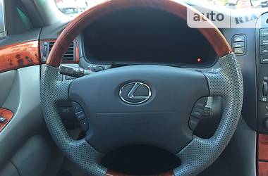 Lexus LS 430 president 2003