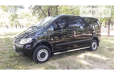 Mercedes-Benz Vito груз. 115 CDI. 4?4 2008