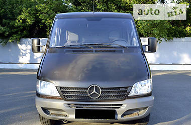 Mercedes-Benz Sprinter 208 груз. 2.2 CDI 2005