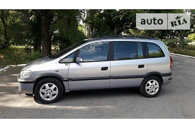 Opel Zafira 1.8i 2001
