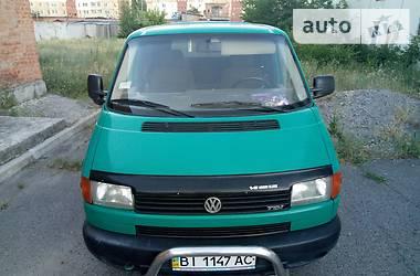Volkswagen T4 (Transporter) пасс. 2.5 2001