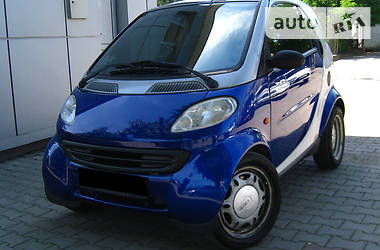 Smart Fortwo 0.6 AT 1999
