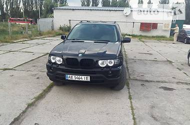BMW X5 4.4 2001