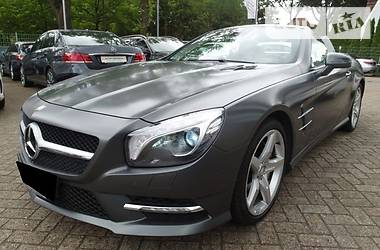 Mercedes-Benz SL 350 2014