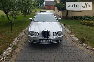 Jaguar S-Type 3.0 LPG 2000