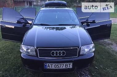 Audi A6 2.5 TDI 2001