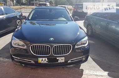 BMW 730 730d xdrive 2014