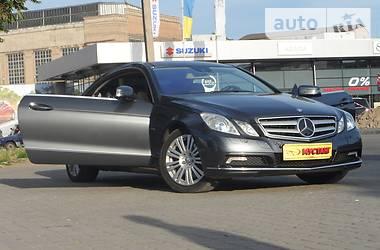 Mercedes-Benz E-Class E250 Coupe 2010