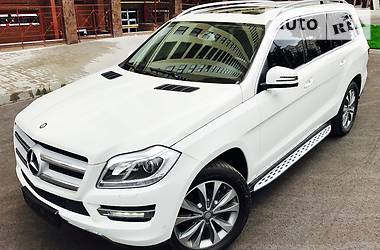 Mercedes-Benz GL 350 R20 AIR MATIC 2014