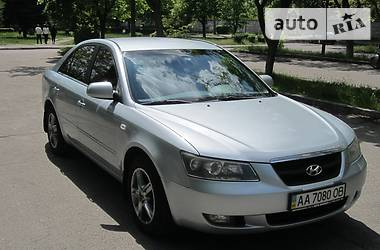 Hyundai Sonata 2.4 2006