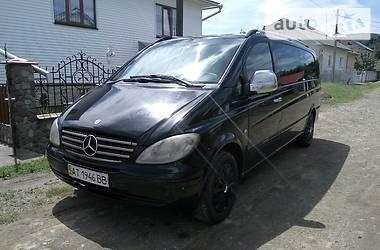 Mercedes-Benz Vito пасс. 2.2 cdi Extra long 2006