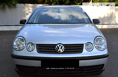 Volkswagen Polo 1.4 AT 2004