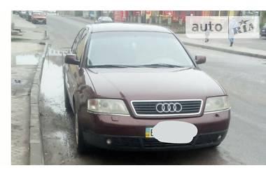 Audi A6 2.5 t 2001