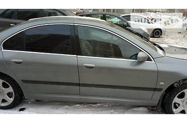 Peugeot 607 2.2 HDI 2002