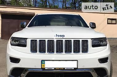 Jeep Grand Cherokee Summit 2014