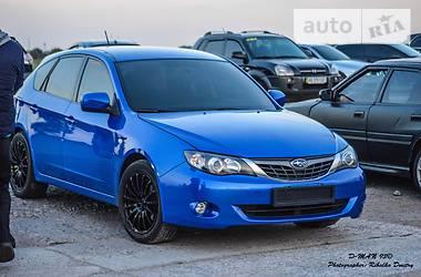 Subaru Impreza 2.0R S 2008