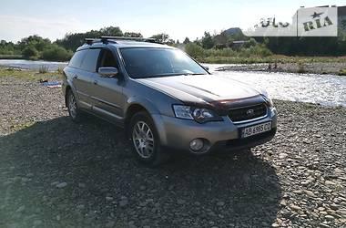 Subaru Outback 2.5 2006