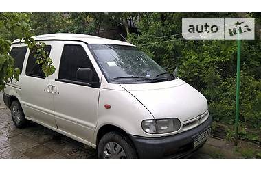 Nissan Vanette пасс. 1996