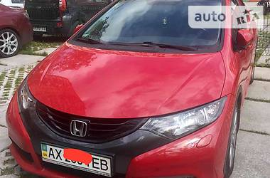 Honda Civic 1.8i 5D 2012