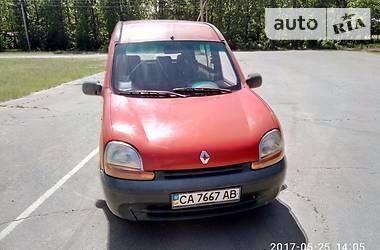 Renault Kangoo пасс. 1.9d 2000